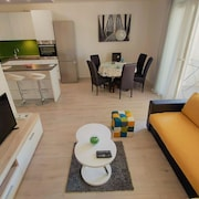 Apartment in the City Center for up to 6 People