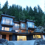 Brand New Modern Luxury Mountain Home