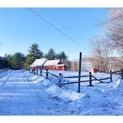 Classic Vermont Farm Property on 160 Acres With Breathtaking Views and Property