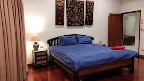 5 bedrooms, free WiFi