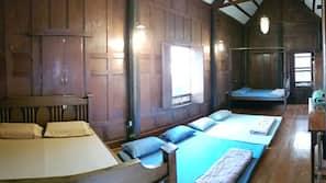9 多间卧室、免费 WiFi