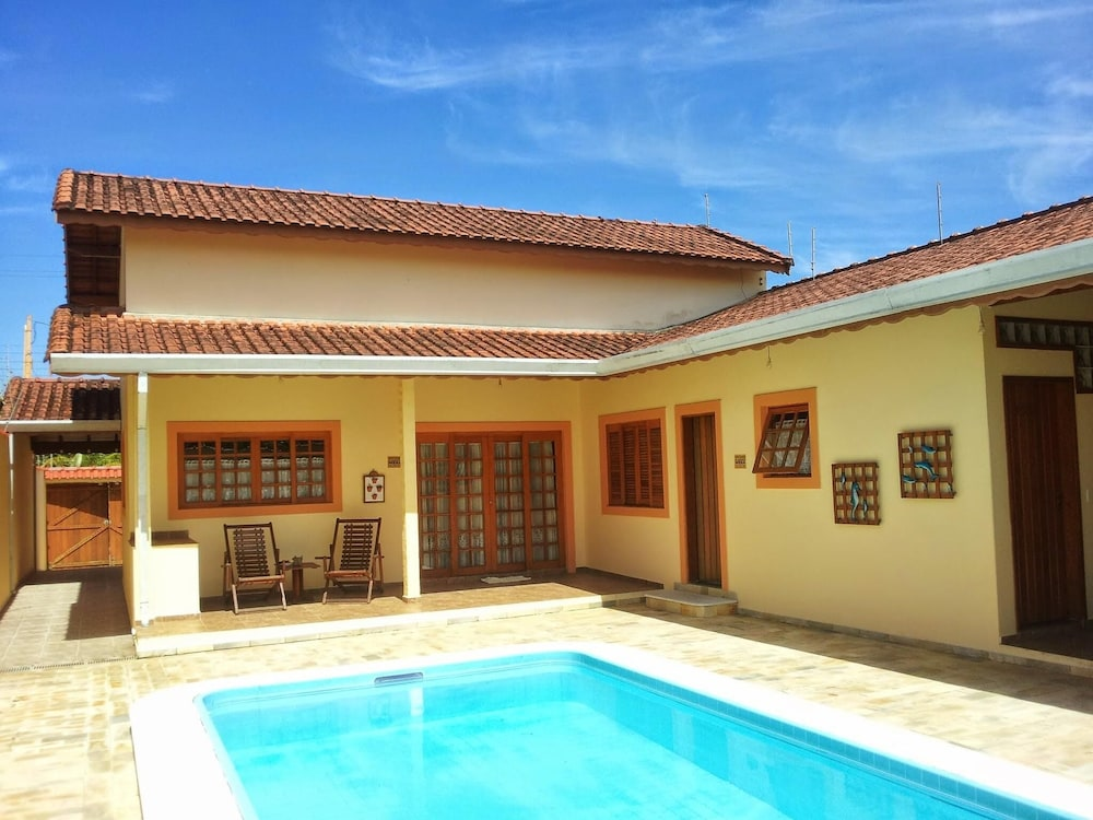 Beautiful House In Peruibe Has 100 Meters From The Beach 2019