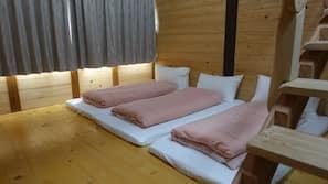摺床/加床 (收費)、免費 Wi-Fi、床單
