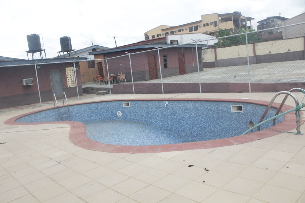 Terrace/Patio, Hilton Hotels Ile Ife
