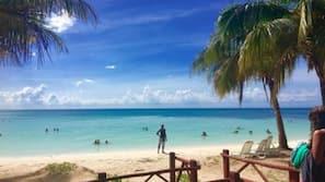 Shuttle zum Strand