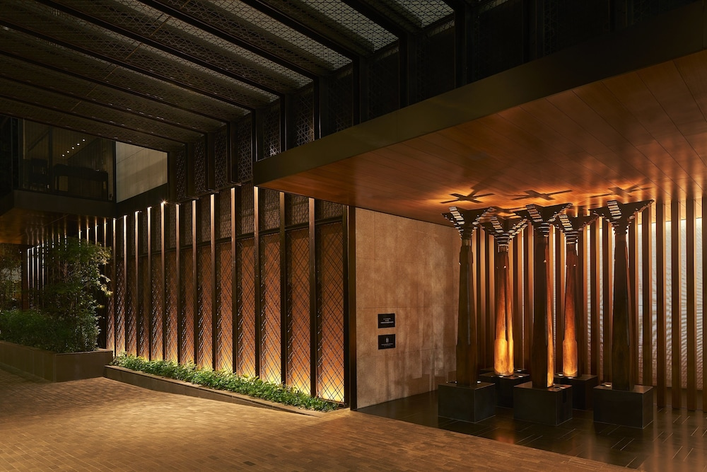Interior Entrance, The RuMa Hotel and Residences