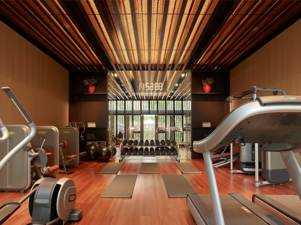 Gym, The RuMa Hotel and Residences