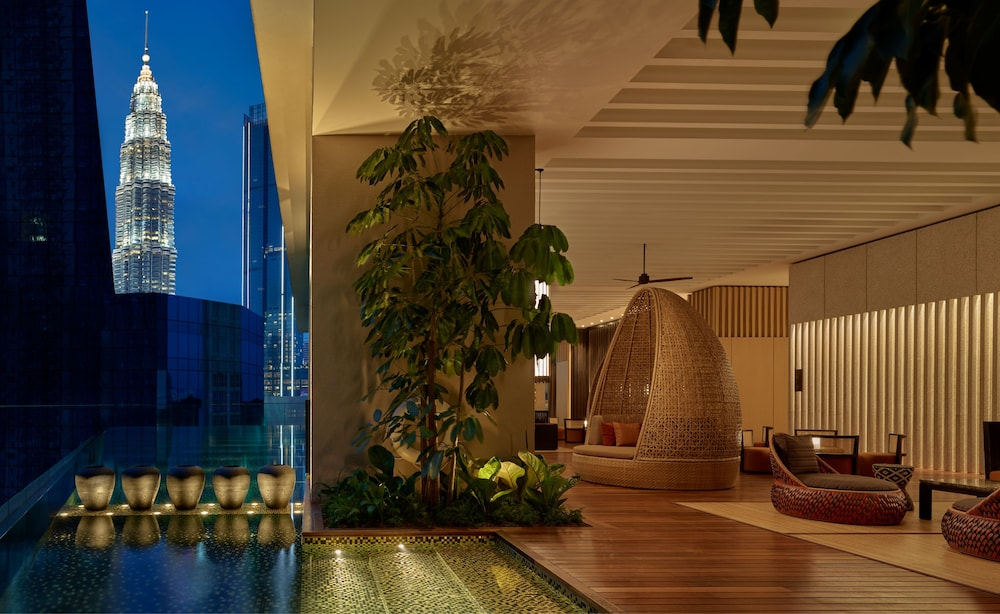 Terrace/Patio, The RuMa Hotel and Residences