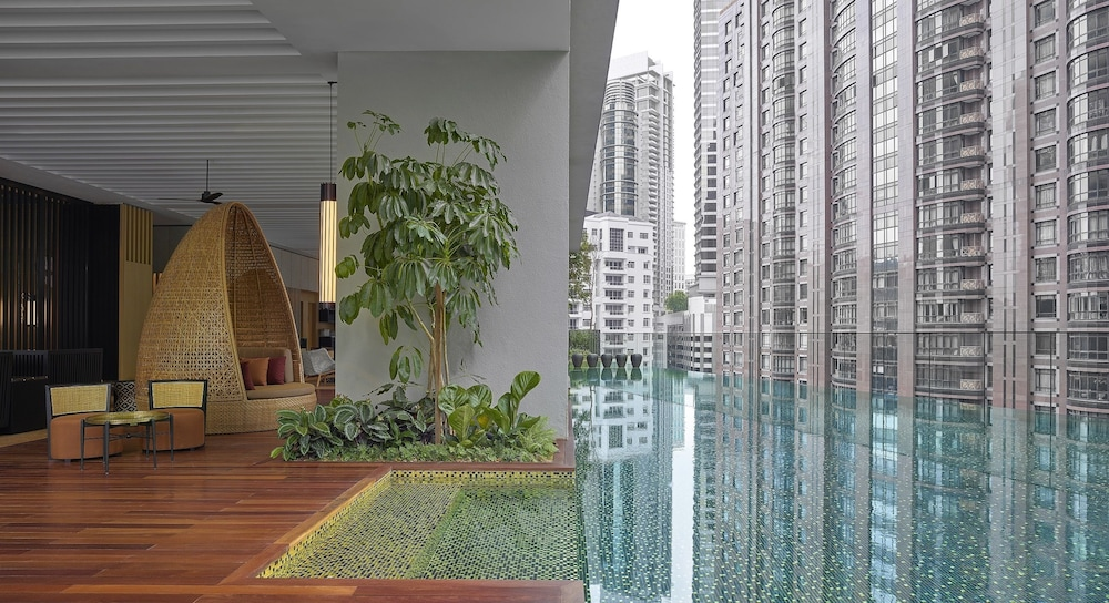 Outdoor Pool, The RuMa Hotel and Residences