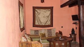 5 sovrum, skrivbord, strykjärn/strykbräda och gratis wi-fi