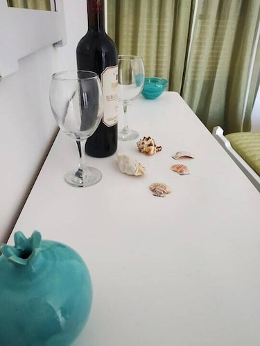 Room Amenity, Cactus Beach Paros