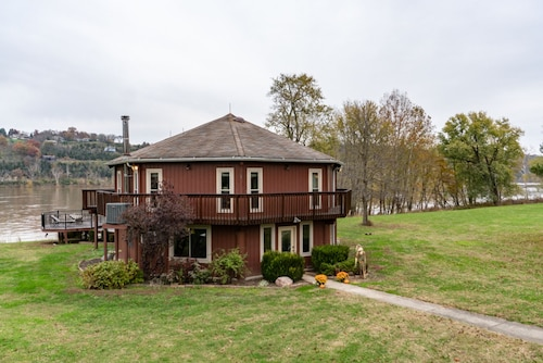 New Listing! Unbelievable River Home on 14 Acres - Perfect Getaway