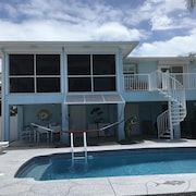 Sea Breeze Heated Pool Home 3 Br, 3bath, 75' Dock And Quick Ocean Access