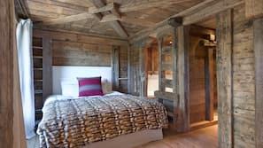 4 chambres, rideaux occultants, lits bébés (en supplément)