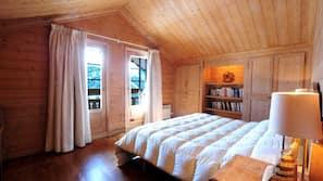 7 chambres, rideaux occultants, lits bébés (en supplément)