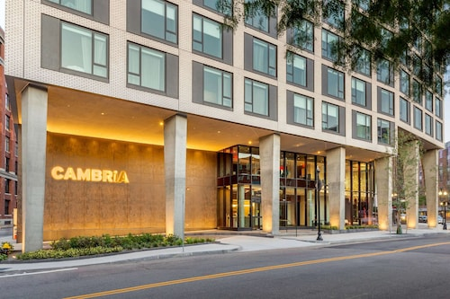 Cambria Hotel Boston, Downtown-South Boston