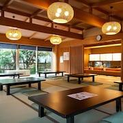 日式旅館用餐