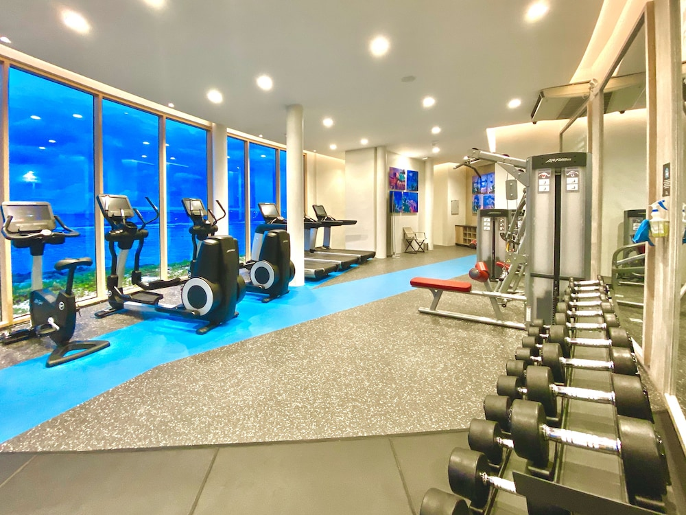 Gym, Hard Rock Hotel Maldives