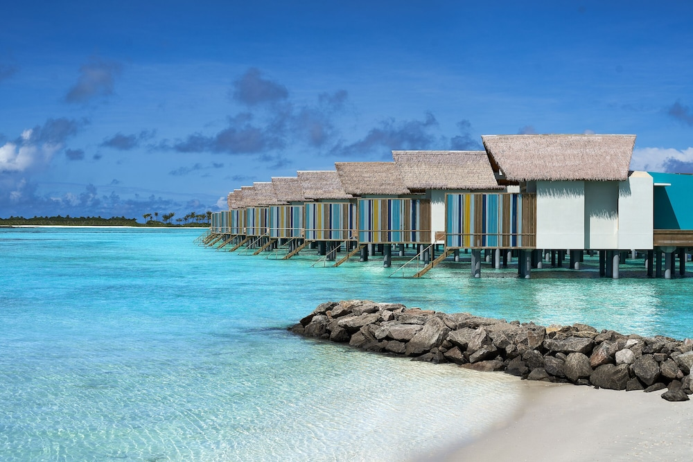 Exterior, Hard Rock Hotel Maldives