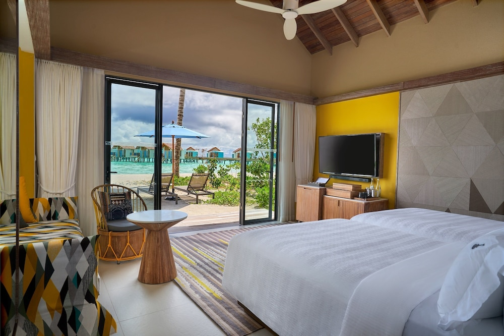 Room, Hard Rock Hotel Maldives