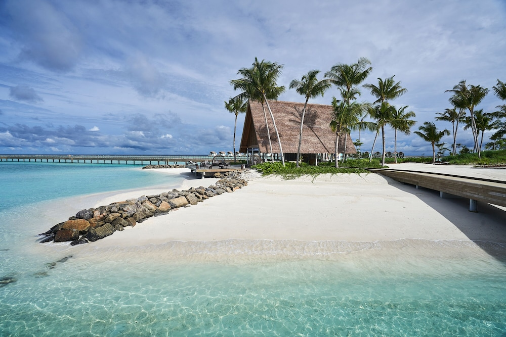 Beach, Hard Rock Hotel Maldives