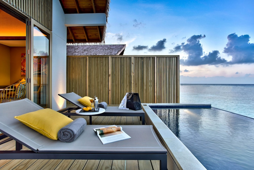 Beach/Ocean View, Hard Rock Hotel Maldives