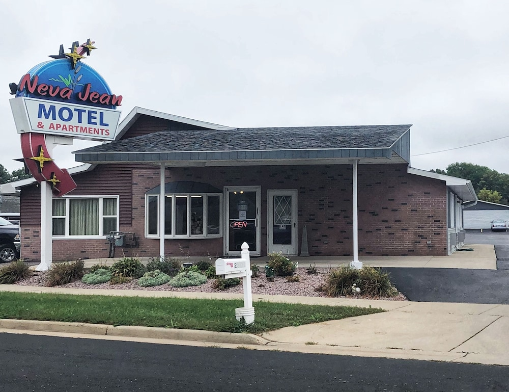 Featured Image, Neva Jean Motel