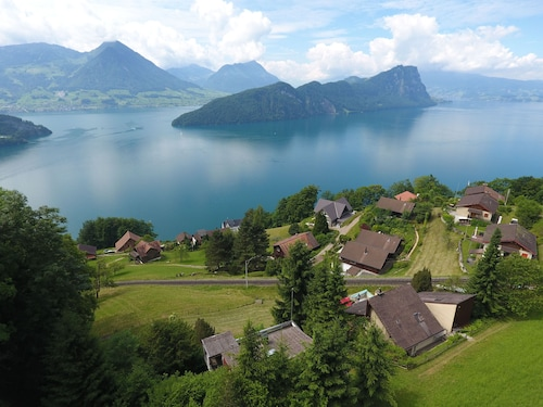 Two Villas at Lake of Lucerne