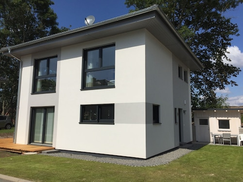 Holiday Home Seesternchen- At the Reservoir Hohenfelden - Region Erfurt-weimar