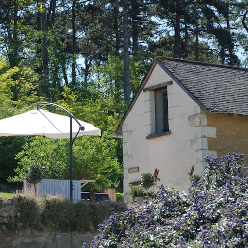 La Cabane, a Very Comfortable, Detached Cottage With Private Terrace