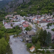 Apartment for 5 Persons At Guillaumes Gorge Red Reserve