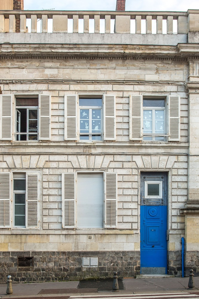 Front of Property, Les Augustins