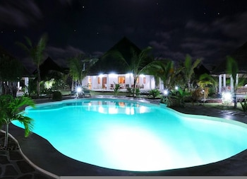 House With 3 Bedrooms in Watamu, With Pool Access, Furnished Terrace and Wifi - 100 m From the Beach