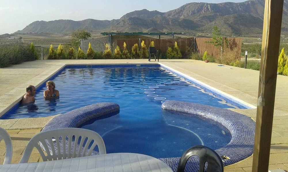 Outdoor Pool, Cortijo de los Castellanos