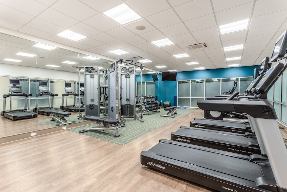 Fitness Facility, Holiday Inn Express & Suites Springfield North