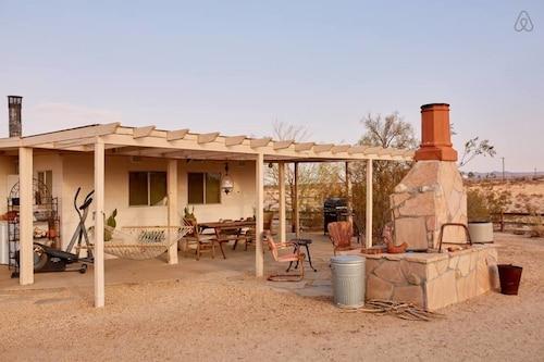 Check Expedia for Availability of Godwin Ranch by Joshua Desert Retreats