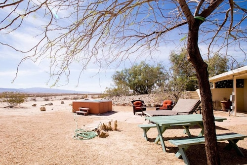 Check Expedia for Availability of Witt's End by Joshua Desert Retreats