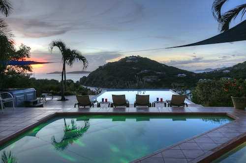 Rated by Travelers the Best Vacation Villa on St. John