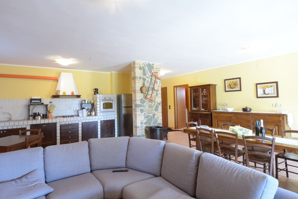 Living Room, Villa GLI Olivi 10 Minutes From Panicale Special 2020! Perfect FOR 16 PX