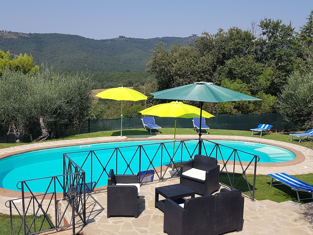 Featured Image, Villa GLI Olivi 10 Minutes From Panicale Special 2020! Perfect FOR 16 PX