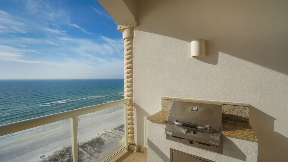Room, Beautiful Ocean Views w/ Seasonally Heated Pools, Grill, & Free Beach Chairs!
