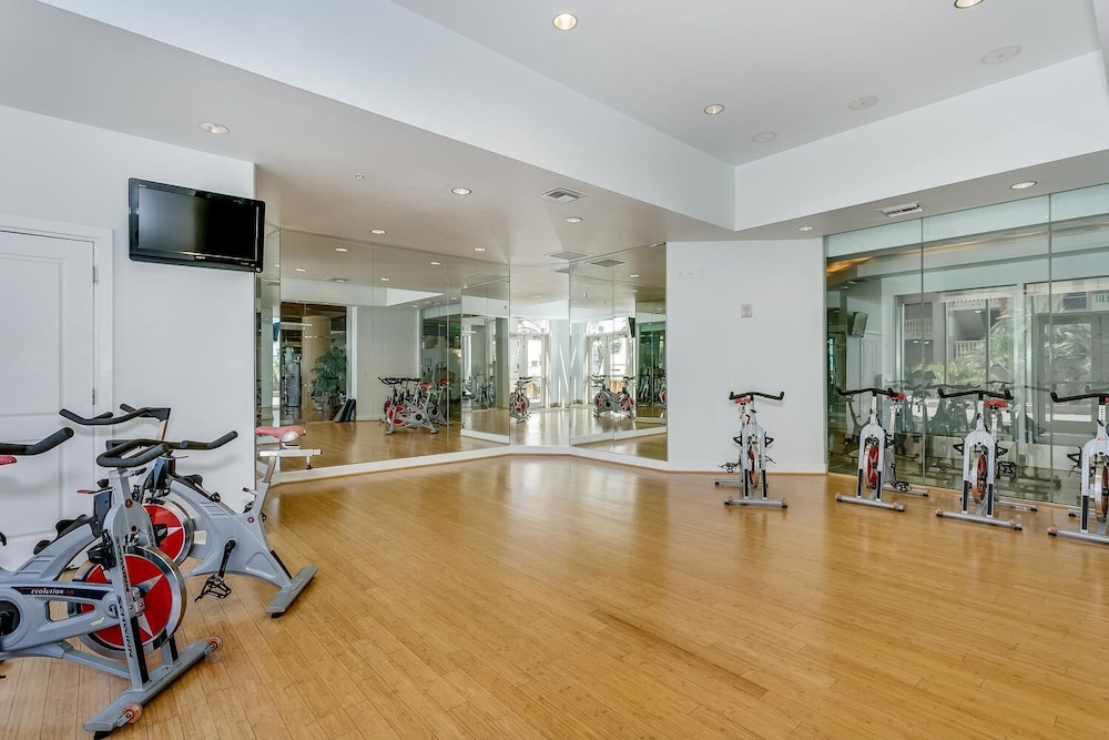 Fitness Facility, Beautiful Ocean Views w/ Seasonally Heated Pools, Grill, & Free Beach Chairs!