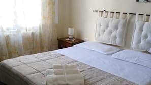 Premium bedding, free cribs/infant beds, rollaway beds, free WiFi