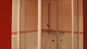 Dusche, Handtücher