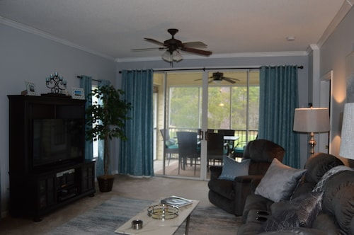 Gated Community Golf Resort Minutes to the Beach and Myrtle Beach Attractions