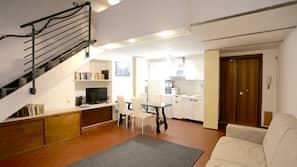 Réfrigérateur, four, fourneau de cuisine, machine à expresso