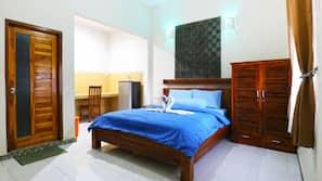20 chambres, bureau, Wi-Fi gratuit, draps fournis