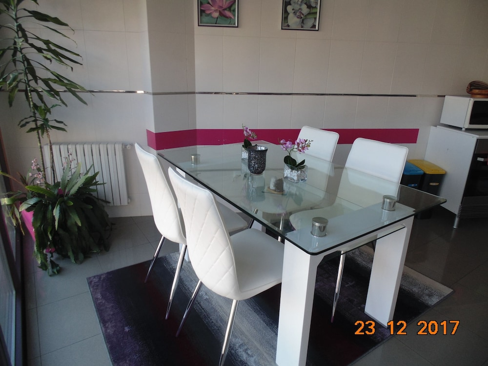 Private Kitchen, Duplex of 180 m2 Large Windows and Stunning Views and Terrace 30 Meters