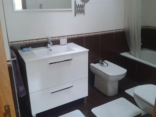 Bathroom, Duplex of 180 m2 Large Windows and Stunning Views and Terrace 30 Meters