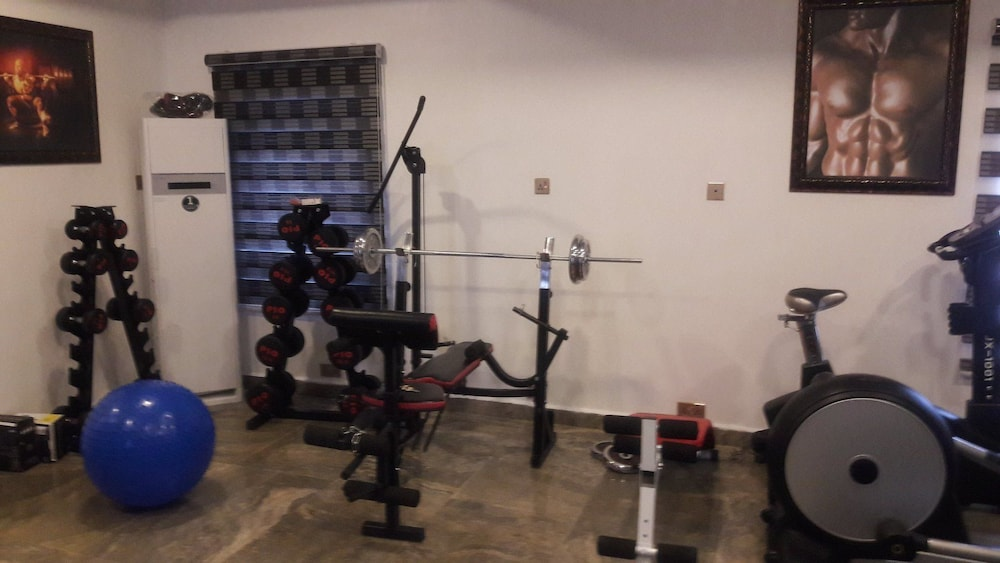 Gym, Immaculate Golden Hotels Limited
